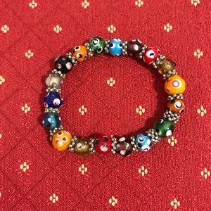Jewelry - Multicolored Beads Bracelet